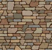 Textura de piedra inconsútil Fotografía de archivo libre de regalías