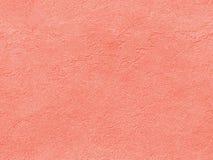 Textura de piedra inconsútil del amarillo de la rosa del rosa Textura de piedra inconsútil del fondo veneciano rosado del yeso St imagen de archivo