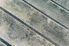 Textura de piedra surrealista del fondo de las escaleras fotografía de archivo libre de regalías