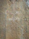 Textura de piedra tallada Fotografía de archivo libre de regalías