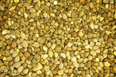 Textura de piedra ultra amarilla, nivel superficial de la roca, fondo del guijarro para el sitio web o dispositivos móviles fotos de archivo libres de regalías
