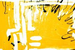 Textura de pinturas al óleo fotos de archivo