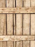 Textura de placas de madeira idosas Imagens de Stock