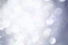 Textura de plata brillante del fondo Imagen de archivo