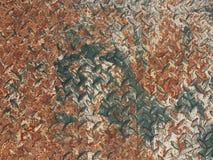 Textura de plateado de metal oxidado viejo Foto de archivo