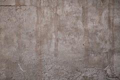 Textura de quebras gastos da pintura e do emplastro Foto de Stock
