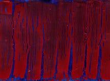Textura de rachamento abstrata da pintura ilustração stock