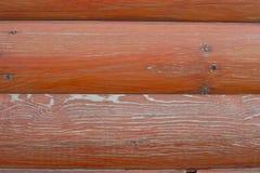 A textura de superfície da madeira Fotos de Stock