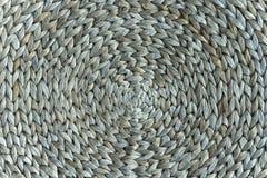 A textura de superfície do weave Imagens de Stock Royalty Free