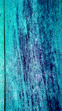Textura de tablones de madera viejos con la pintura agrietada y manchada Imagenes de archivo