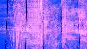 Textura de tablones de madera viejos con la pintura agrietada y manchada Fotos de archivo