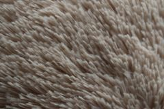Textura de Tan Hair Fabric Teddy Bear foto de stock royalty free