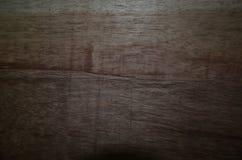 Textura de tarjetas de madera Imagen de archivo libre de regalías
