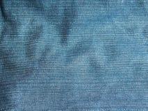Textura de tejanos Foto de archivo