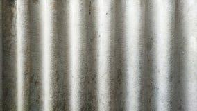 Textura de telhas onduladas do cimento fotos de stock royalty free