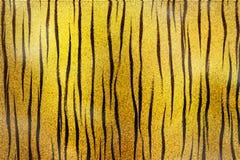 Textura de Tigger Foto de archivo libre de regalías