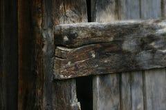 Textura de tiras de madeira velhas Imagem de Stock Royalty Free