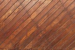 Textura de tiras de madera diagonales imágenes de archivo libres de regalías