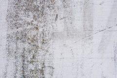 Textura de um muro de cimento com quebras e riscos que podem ser usados como um fundo fotografia de stock royalty free