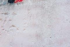 Textura de um muro de cimento com quebras e riscos que podem ser usados como um fundo imagem de stock royalty free
