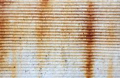 Textura de um muro de cimento com oxidação Imagens de Stock