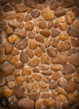 Textura de um revestimento do tijolo Fotografia de Stock Royalty Free