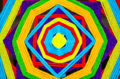 Textura de um romboid Imagens de Stock