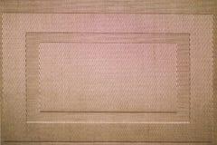 Textura de um tapete tecido matt Foto de Stock Royalty Free