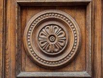 Textura de uma árvore, produtos de madeira de uma placa. Imagem de Stock
