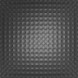 Textura de uma bola de golfe Fotos de Stock