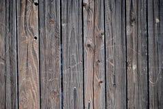 Textura de uma cerca de madeira Imagens de Stock Royalty Free