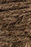 Textura de uma corda fotos de stock