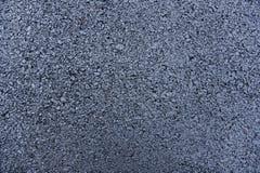 Textura de uma estrada asfaltada Fotografia de Stock