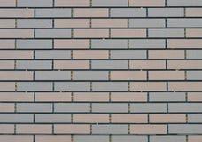 Textura de uma parede de tijolo Fotos de Stock Royalty Free
