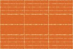 Textura de uma parede de tijolo Imagens de Stock
