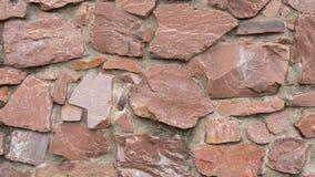 Textura de uma parede de pedra imagens de stock