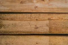 Textura de uma placa de madeira áspera Imagens de Stock Royalty Free