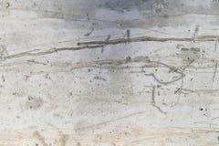 Textura de uma superfície concreta velha Imagem de Stock