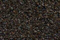Textura de uma telha escura do telhado foto de stock