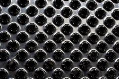 Textura de un rallador Foto de archivo