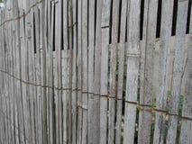 Textura de una cerca de lámina foto de archivo libre de regalías