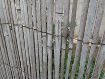Textura de una cerca de lámina imagen de archivo