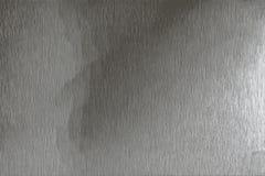 Textura de una hoja brillante del metal de aluminio o del acero inoxidable libre illustration