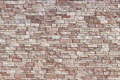 Textura de una pared de piedra Foto de archivo