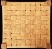 Textura de una silla Imagen de archivo