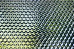Textura de vidro quadrada Fotos de Stock Royalty Free