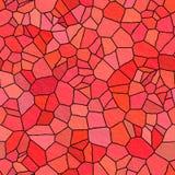 Textura de vidro sem emenda Imagem de Stock