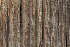 Textura de viejas tarjetas de madera Imagen de archivo