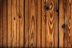 Textura de viejas tarjetas de madera Foto de archivo libre de regalías