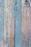 Textura de viejo pintado en madera azul Foto de archivo